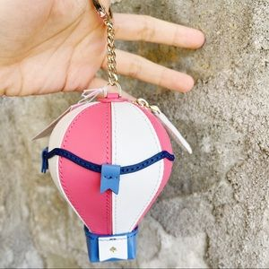 Kate Spade ♠️ Hot Air Balloon Coin Holder